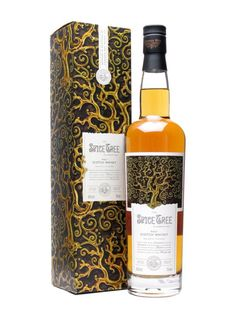 THE SPICE TREE.  The very welcome return of Compass Box's 'Spice Tree', originally barred by order of the officious twerps at the Scotch Whisky Association, but now reincarnated after a slight tweak in production technique - and there's nothing those lickspittle SWA jobsworths can do about it. Huzzah!  #whisky #whiskey £38.25