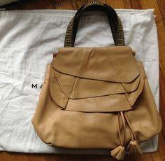 Marc Jacobs Leather Hobo Bag $322
