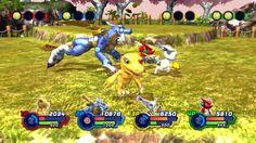 Digimon All-Star Rumble'ın Kutu Tasarımı Yayınlandı
