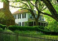 Robert Carter House & Garden, Colonial Williamsburg
