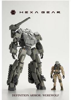 Mecha Suit, Gundam Custom Build, Lego Mecha, Frame Arms, Robot Design, Mechanical Design, Custom Action Figures, Gundam Model, Retro Futurism