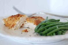 moist parmesan-crusted baked chicken