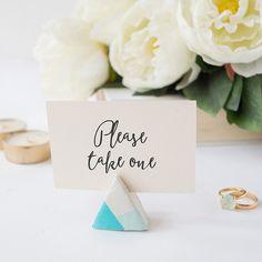17 DIY Wedding Place Cards And Place Card Holders  HappyWeddcom   reference  Pinterest  Diy wedding place cards Wedding place cards and Place  cards
