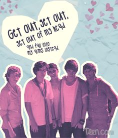 Valentine's Day Card: One Direction