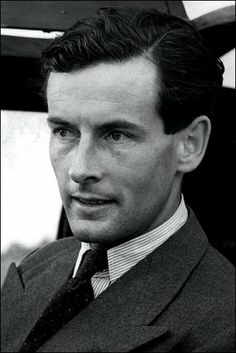 Group Captain Peter Townsend, former boyfriend of Princess Margaret, was born on this day in 1914.