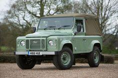 Land Rover Defender last ever