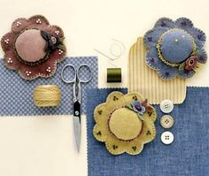 Sewing Projects Using Wool | AllPeopleQuilt.com