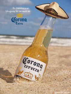 la cerveza es corona by cattirun.deviantart.com on @deviantART PD