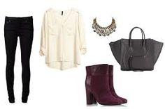 Resultado de imagen para combinaciones de prendas de vestir para mujeres