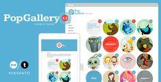 Pop Gallery Tumblr T