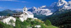 The Dolomites Alps Trentino Alto Adige Italy Santa Lucia, Beautiful World, Beautiful Places, Stunningly Beautiful, Beautiful Homes, Italy Tourist Attractions, Places To Travel, Places To Go, Expo Milano 2015
