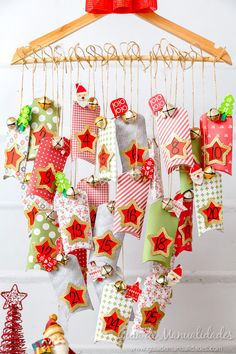 12 Days Of Christmas, Christmas Countdown, Christmas Diy, Merry Christmas, Xmas Crafts, Diy And Crafts, Crafts For Kids, Paper Crafts, Advent Calenders