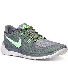 premium selection 52f55 965f5 Nike Men s Free 5.0 Running Sneakers from Finish Line Running Sneakers, Sneakers  Nike, Running