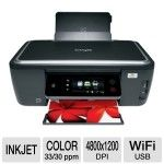 Lexmark Interact S605 Wireless All-in-One Color Inkjet Printer – $69.99 + Free Shipping – TigerDirect Deal