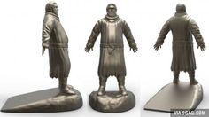 A company has made a door holder in the shape of Hodor.