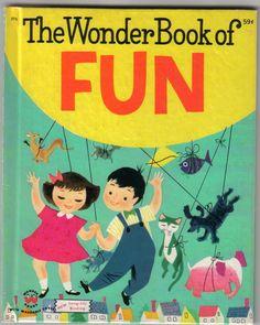 ''The Wonder Book of Fun'', Orleans ill. Dellwyn Cunningham, 1976   eBay