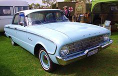 1960 Ford Falcon XK | by stephenvelden
