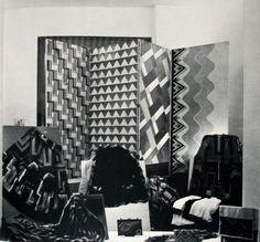 Sonia Delaunay, Store 1920's