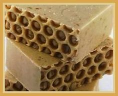 How-To: Sweet Citrus Honey Soap with Honeycomb Pattern Mold from Cathy at Soap Making Essentials