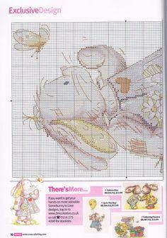 Gallery.ru / Фото #5 - Cross Stitch Crazy 162 апрель 2012 - tymannost