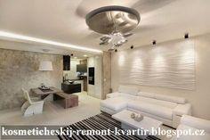 Косметический ремонт квартир: Современный дизайн квартир: 4 идеи оформления стен