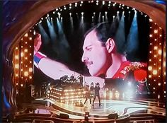 Freddie at the 2019 Academy Awards Soul Music, Music Is Life, Song Memes, Princes Of The Universe, Queen E, True Legend, Rock Of Ages, Queen Freddie Mercury, Killer Queen