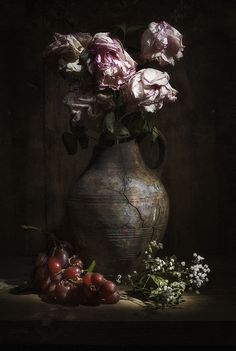 Фотография Натюрморт с розами автор Evgeny Kornienko на 500px