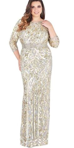 33 Plus Size Mother of the Bride Dresses - Alexa Webb Hijab Evening Dress, Hijab Dress Party, Mother Of Bride Outfits, Mother Of Groom Dresses, Mob Dresses, Short Dresses, Bride Dresses, Plus Size Party Dresses, Plus Size Outfits