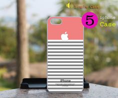 NEW iphone 5 case iphone 5 cover The colors of the lines Random Change  iphone5(Customize other models). $11,90, via Etsy.