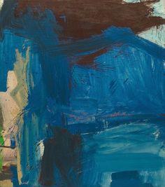 Willem de Kooning (Dutch-American, 1904 - 1997)A Tree in Naples, 1960