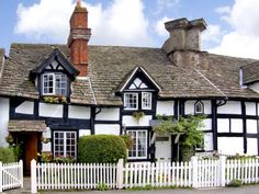 A delightful terraced early 15th century, Grade II listed Black and White cottage, dating back to 1434, in the lovely village of Eardisley, which is part of Herefordshire's famous Black and White Village Trail.