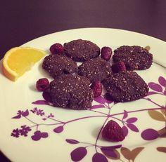 Super Food Cookies ohne Zucker und Gluten. Das Rezept findest Du auf meiner Instagramseite @mybodyartist