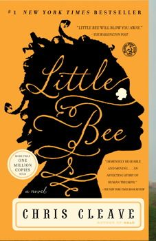 LITTLE BEE By Chris Cleave - A haunting novel about an African refugee whose violent and courageous journey from a Nigerian beach to a suburban London home and back puts a unforgettable face on the worldwide refugee crisis.