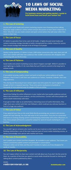 10 Laws of Social Media Marketing! MyCityPrize is an affordable digital marketing company that will help your business save money, keep in touch with current customers, and gain a lot of new customers! Call (248) 990-8078 or visit www.mycityprizemerchant.com more more information!