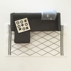 Digital Download Black and White Diamond Dollhouse Floor Rug - modern miniature for dollhouse / pdf embroidery pattern - copyright 2017.  This listing is for a digital download of a pdf pattern - not the finished product.  Upon purchase, you will receive 1 (one) .pdf file only. The pdf file will contain a symbolised chart in black and white depicting the gridded design, a key for DMC threads, a list of materials and instructions on how to complete the work (two patterns for two different...