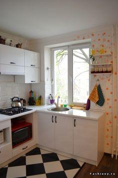 Милый дом от Dikovina в рамках конкурса интерьеров