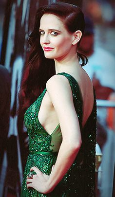 perfect eva green — fandomfatale: Hi, my name is Eva Green, I'm here...