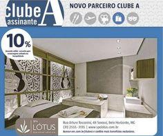 Parceria do Spa Lótus com o Clube do Assinante do jornal Estado de Minas