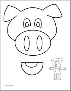 the three little pigs puppet templates - 1000 images about paper bag puppets on pinterest paper