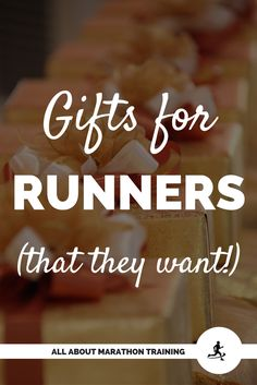Runners are an easy crowd to please. Here are 10 easy, quick (and most are inexpensive but will be well loved!) gifts for runners! Running Quotes, Running Motivation, Fitness Motivation Quotes, Gifts For Marathon Runners, Gifts For Runners, Funny Christian Quotes, Christian Humor, Marathon Nutrition, Nutrition Classes