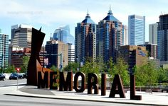 Here's a self-guided walking tour covering some of the Calgary's most dramatic downtown public art.