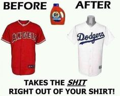 Image result for dodgers and angels images