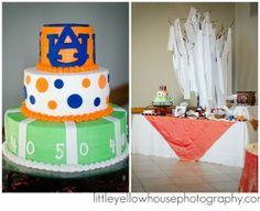 auburn birthday cake | Pin Auburn Football Birthday Cake For My Friends Hubby Cake on ...