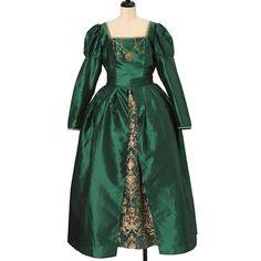 *Surfacespell* The Other Boleyn Girl ワンピース (green)  https://www.wunderwelt.jp/en/products/w-34123  Worldwide shipping available 🚢💦🎶   How to order 🐹📚✨ → https://www.wunderwelt.jp/en/shopping_guide  ✨ Official online retailer 💖🌼✨ Wunderwelt Fleur 💖🌸✨