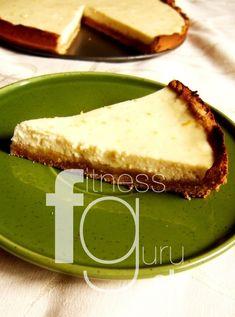 Osviežujúci citrónový koláč