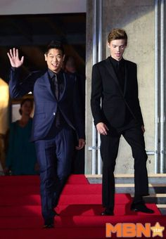 ♥ Kihong Lee & Thomas Sangster ♥