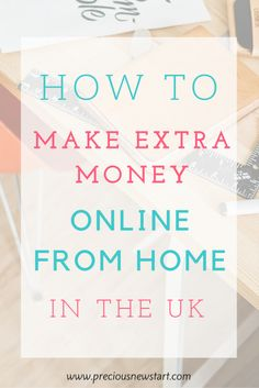 How To make extra money online from home in the UK. If you\'re in the UK and…Be your own BOSS!!  Earn money in the comfort of your own home while making handmade  craft products. NO SELLING involved .  Great opportunity .  Go to ace.allcustomexot...