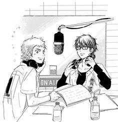 Diamond no Ace - Narumiya & Miyuki