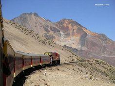 #Ferrocarril #treni Perù