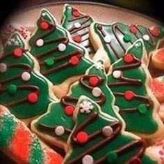 Soft Christmas Cookies Allrecipes.com | Yummy Deliciousness ...